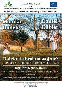 Koncert zapomnianych pieśni podkrakowskich wsi @ Państwowa Szkoła Muzyczna | Krzeszowice | małopolskie | Polska