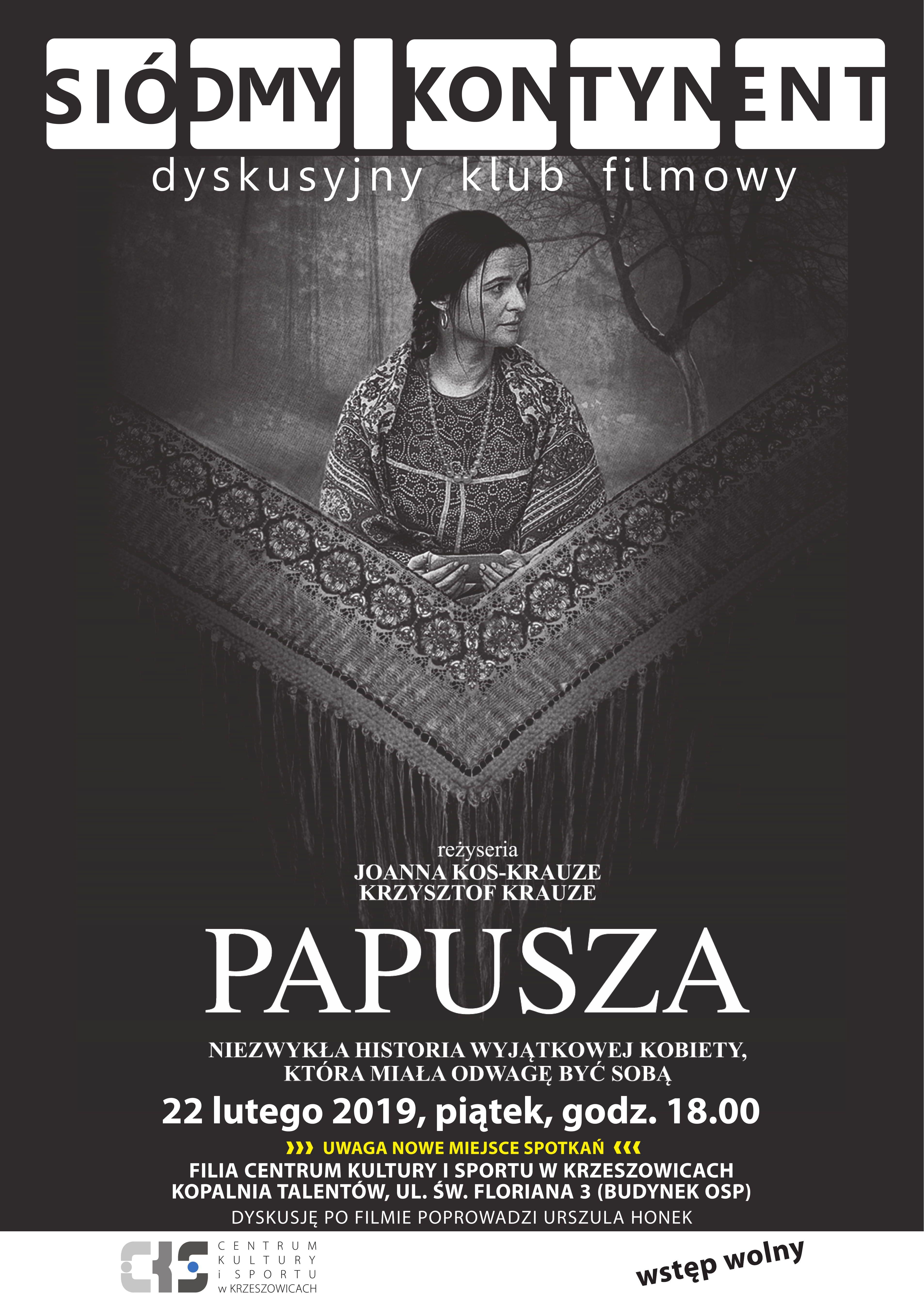 Papusza - niezwykła historia wyjątkowej kobiety, która miała odwagę być sobą @ Kopalnia Talentów | Krzeszowice | małopolskie | Polska