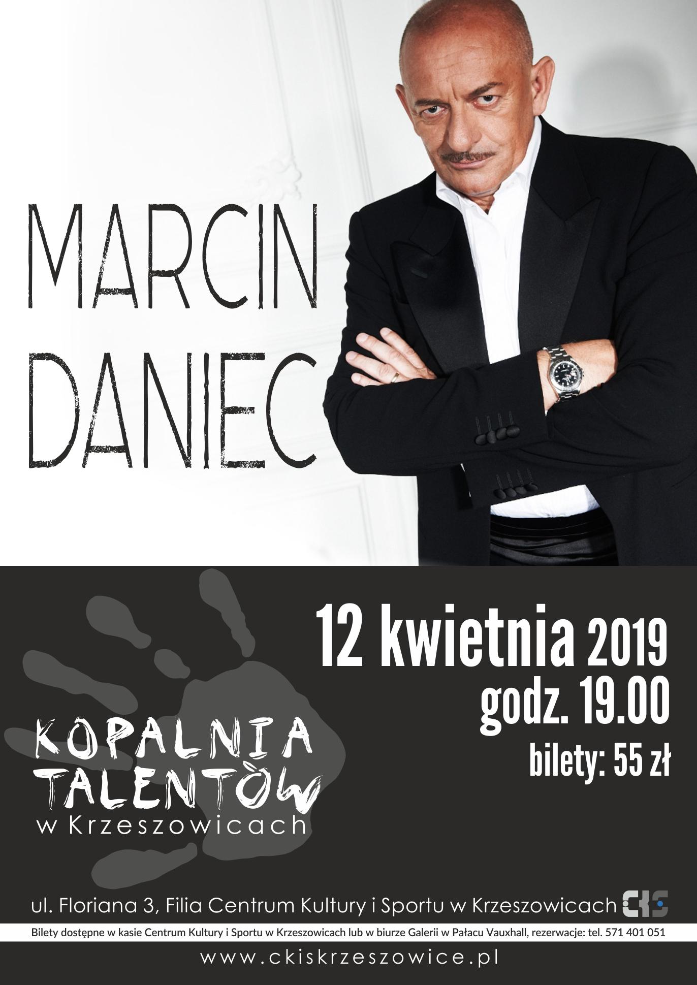 Marcin Daniec @ Kopalnia Talentów | Krzeszowice | małopolskie | Polska