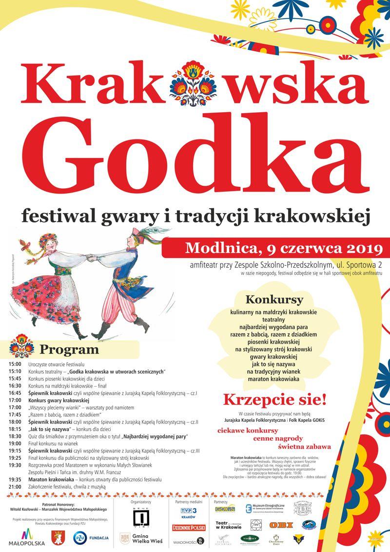 Krakowska Godka - festiwal gwary i tradycji krakowskiej