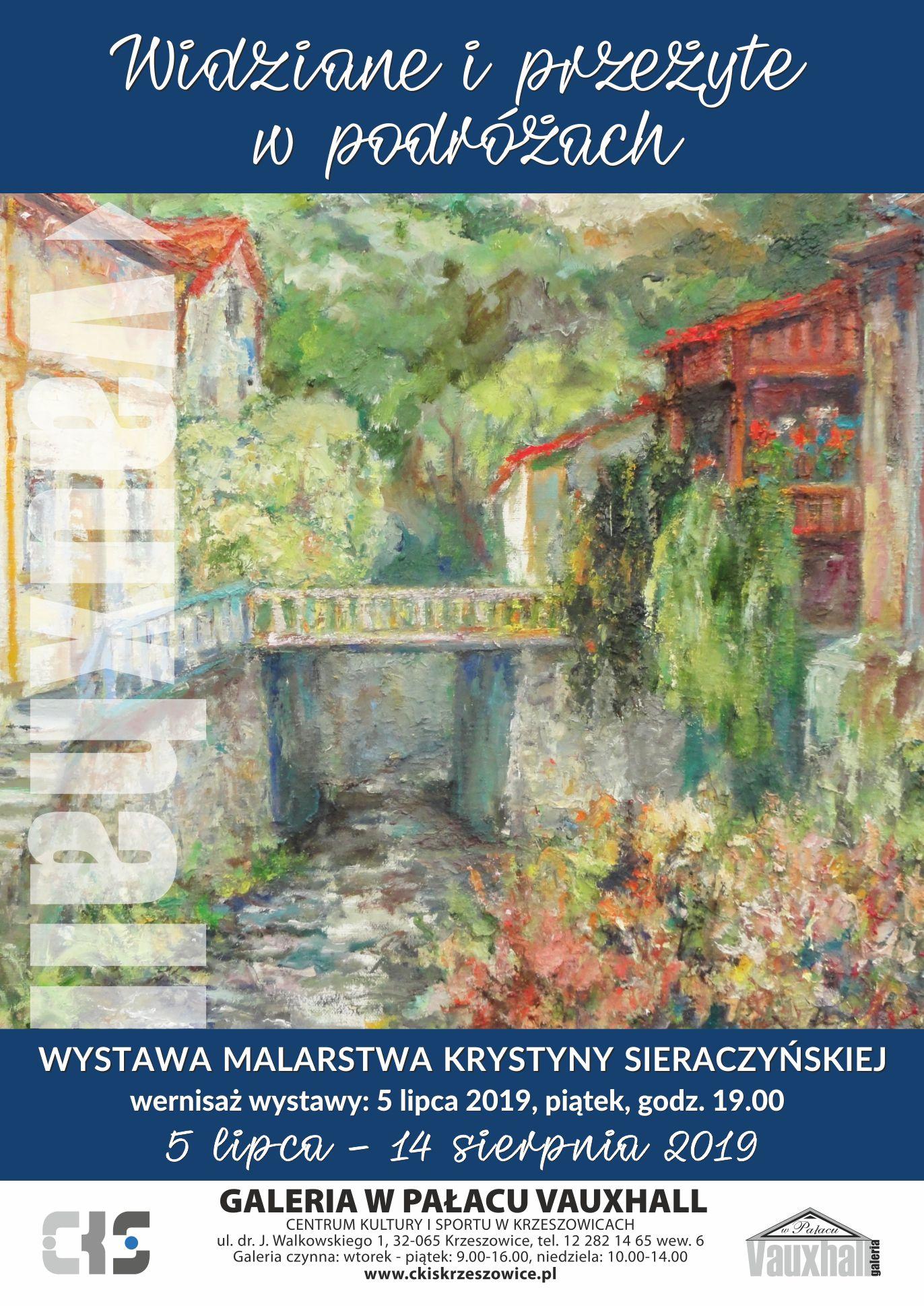 Widziane i przeżyte w podróżach - wystawa @ Krzeszowice | małopolskie | Polska
