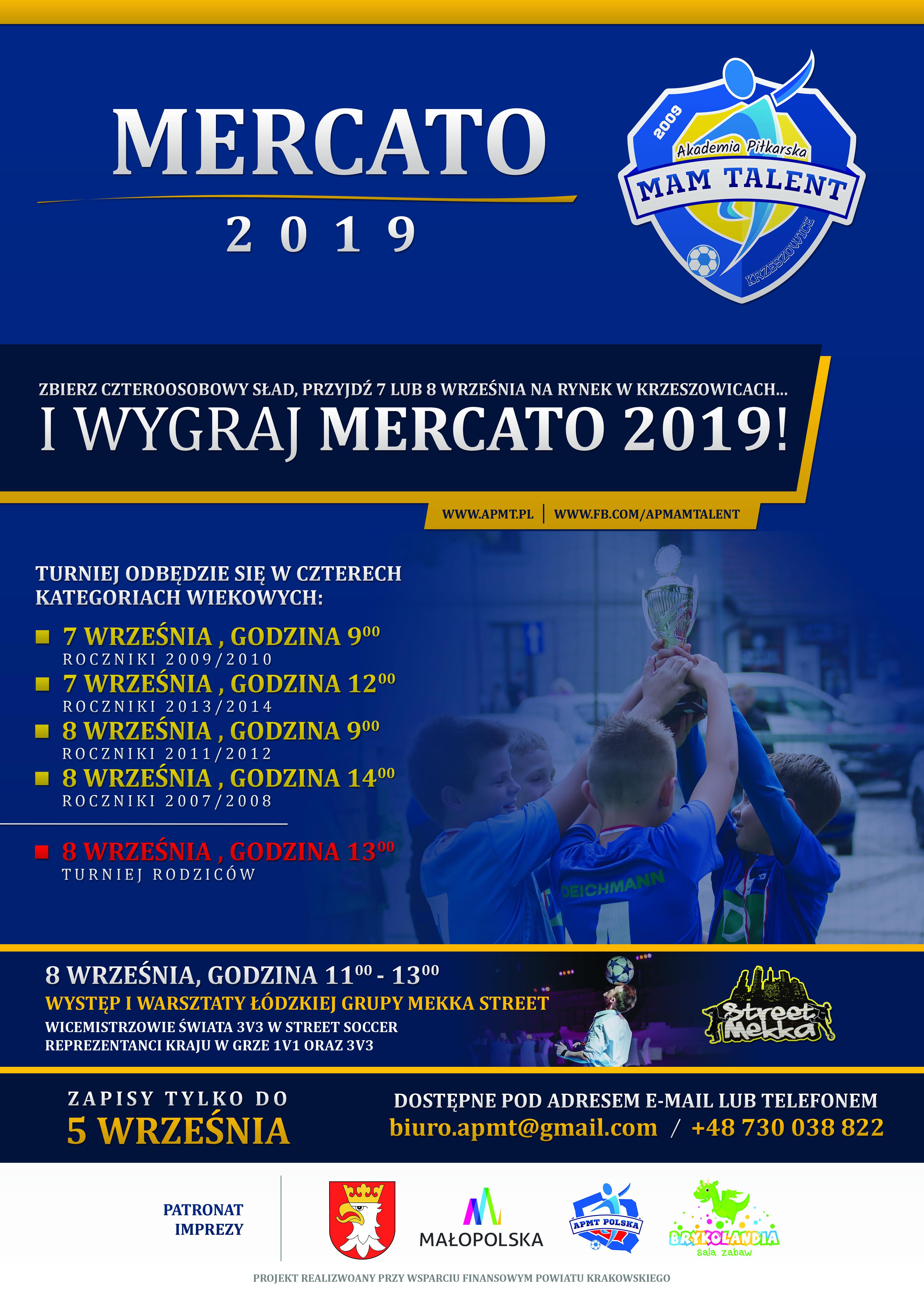 Mercato 2019 @ Krzeszowice | małopolskie | Polska