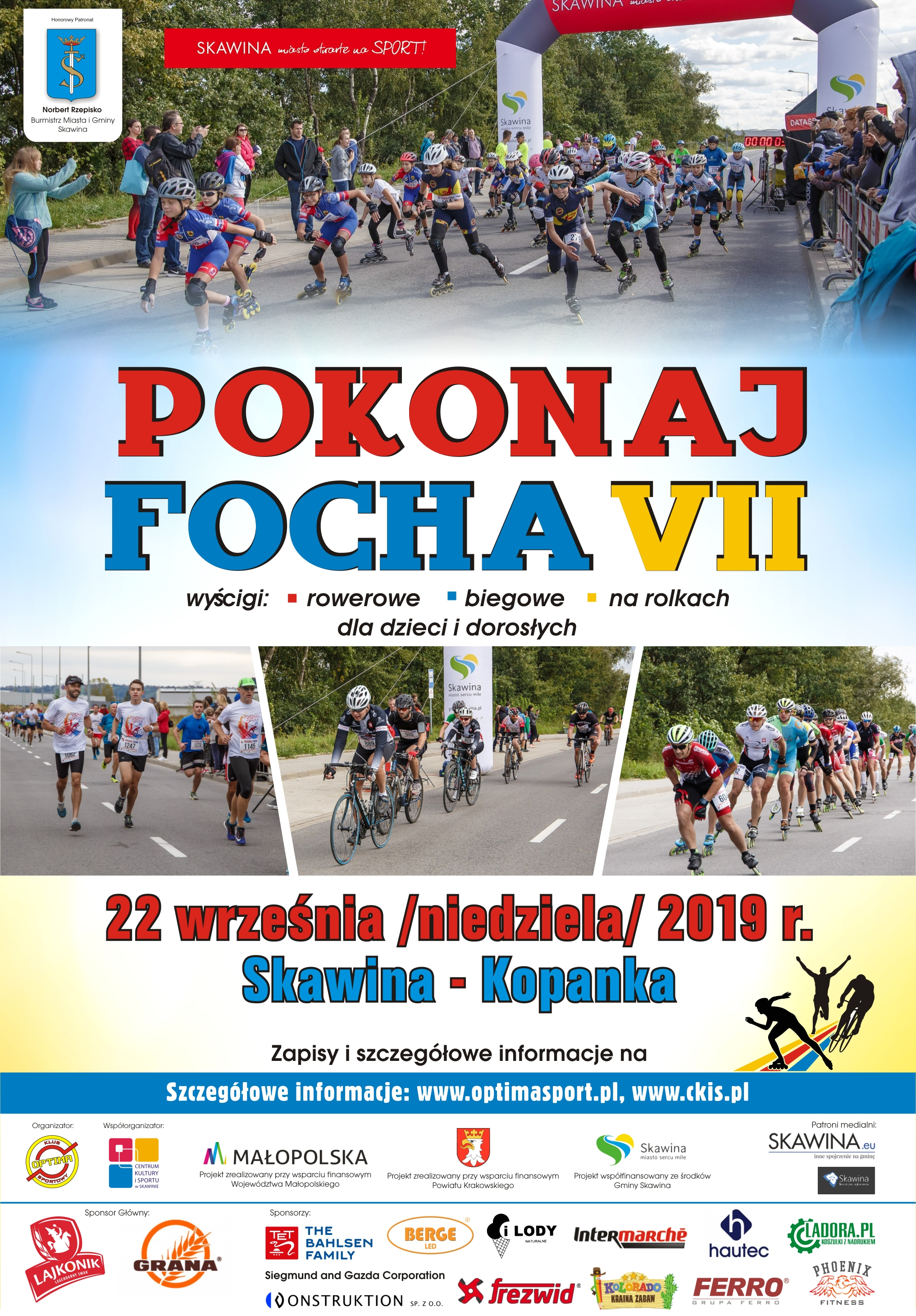Pokonaj Focha VII @ Skawina | małopolskie | Polska