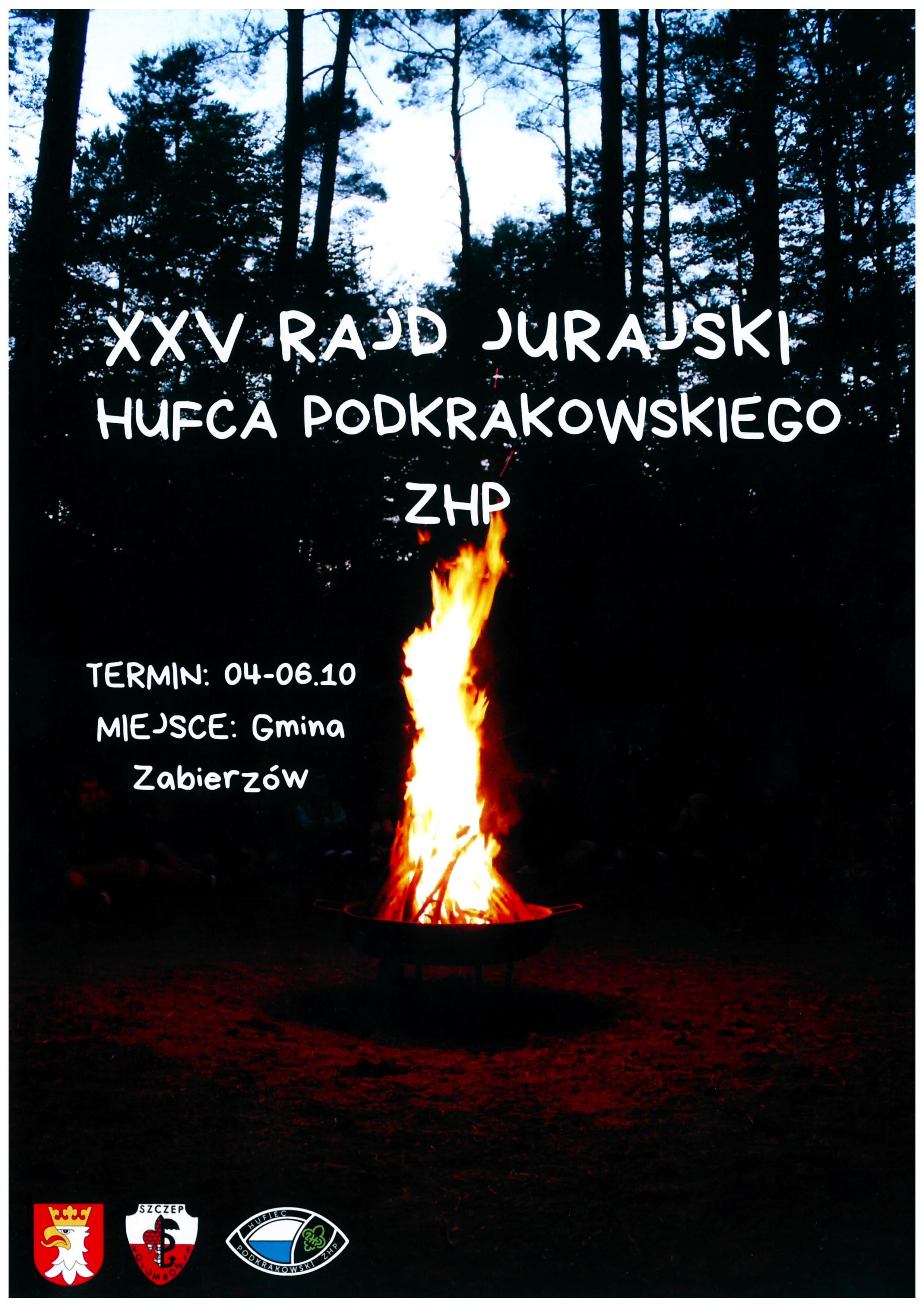 XXV Rajd Jurajski Hufca Podkrakowskiego ZGP @ małopolskie | Polska