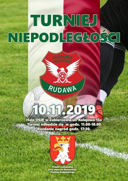 Turniej Niepodległości @ Zabierzów | małopolskie | Polska