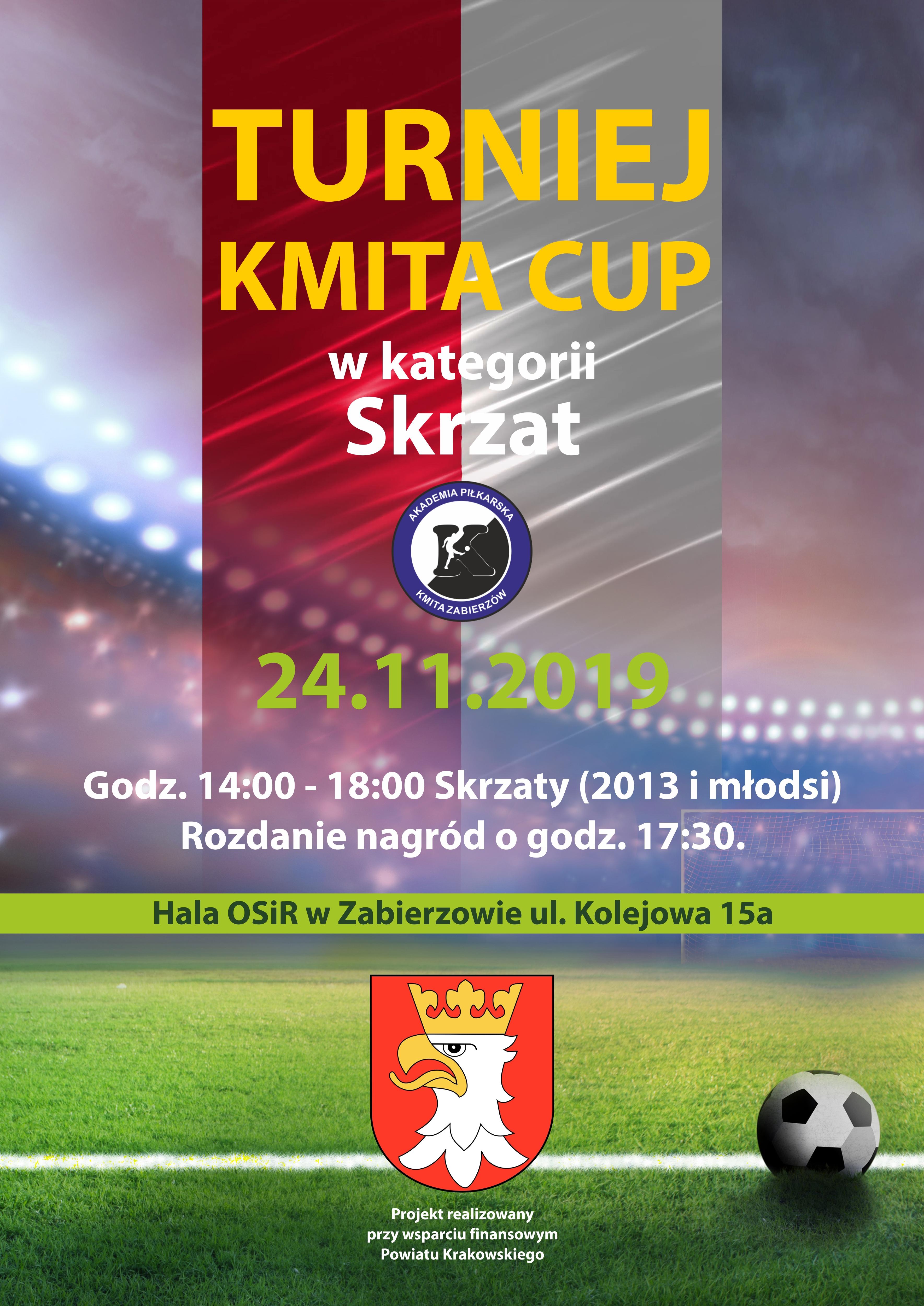 Turniej Kmita Cup w kat. Skrzat @ Zabierzów | małopolskie | Polska