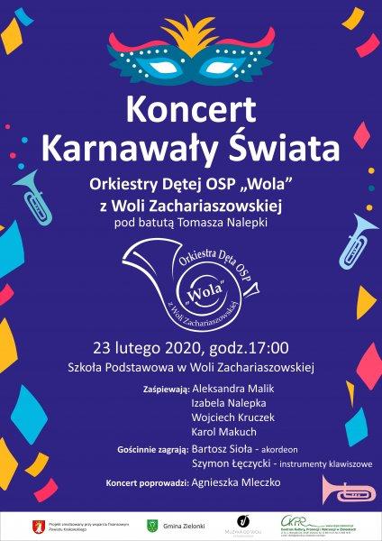 Koncert Karnawały Świata @ małopolskie | Polska