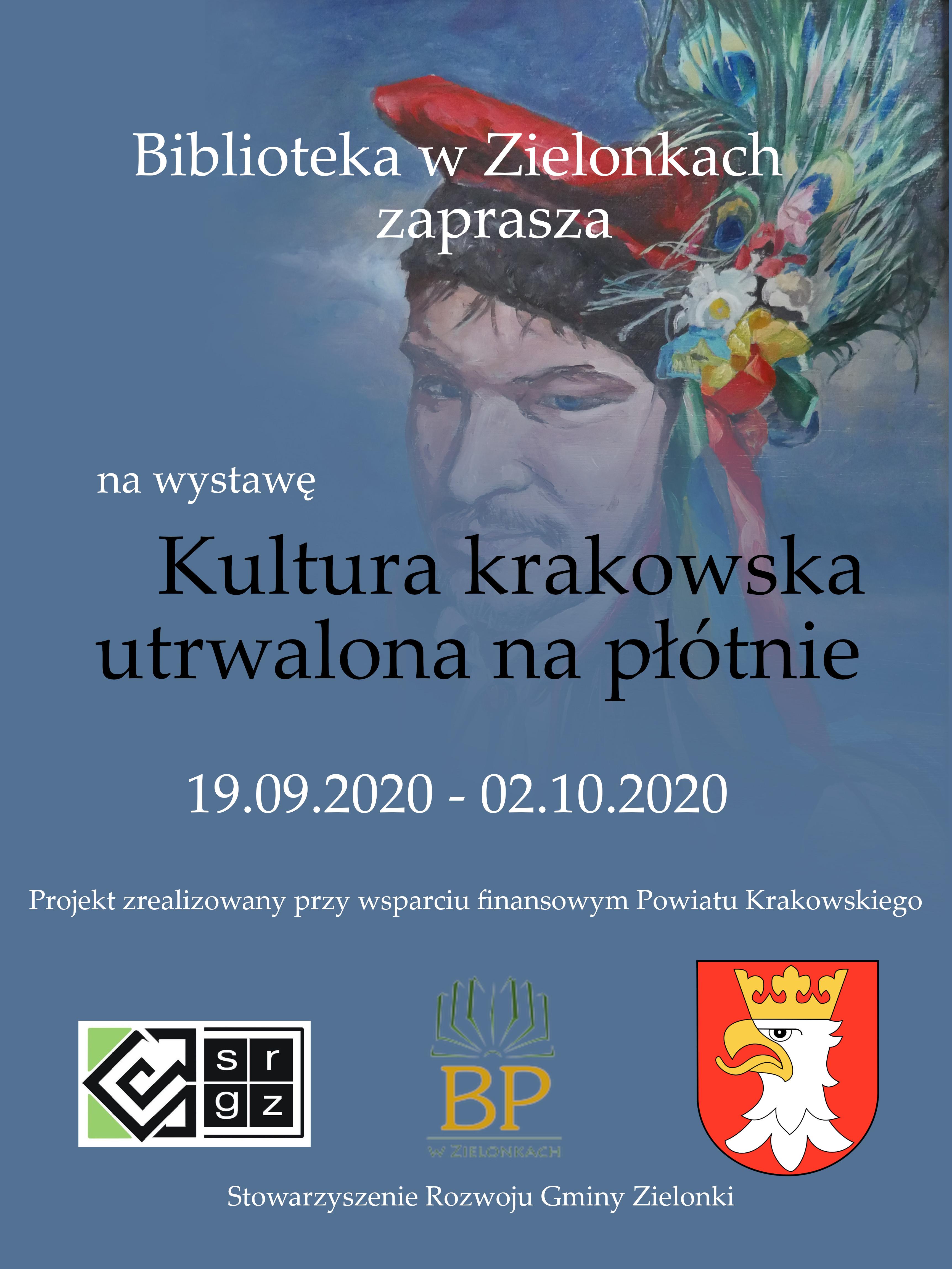 Kultura krakowska utrwalona na płótnie