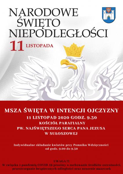 Narodowe Święto Niepodległości w Powiecie Krakowskim
