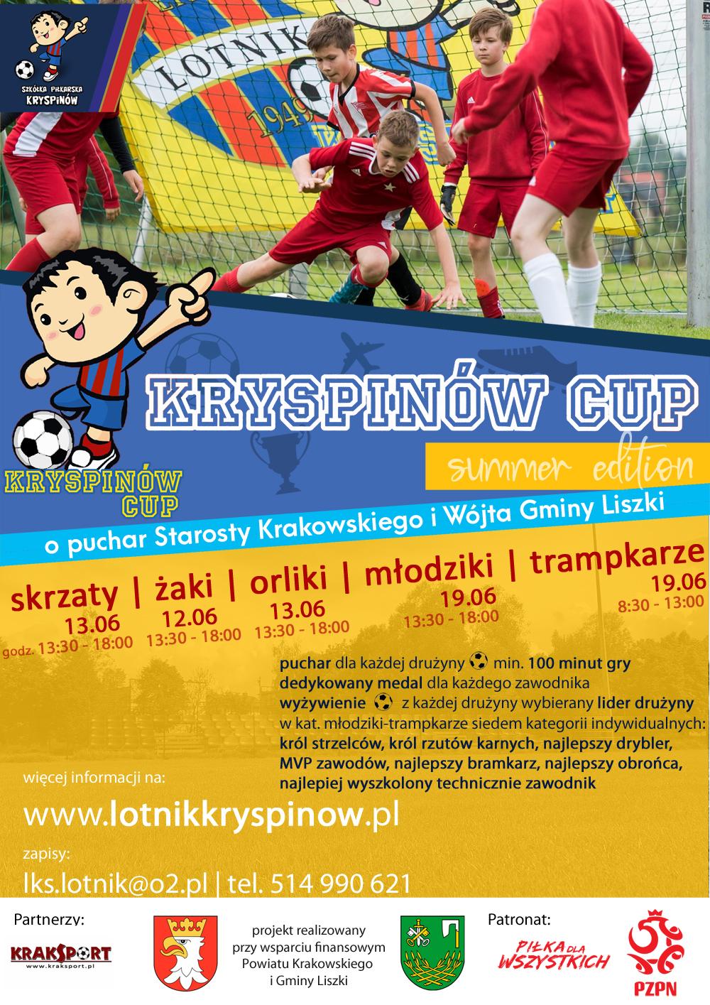 Kryspinów CUP