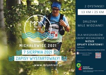Młyn Trail @ Stadion LKS Michałowianka, Michałowice