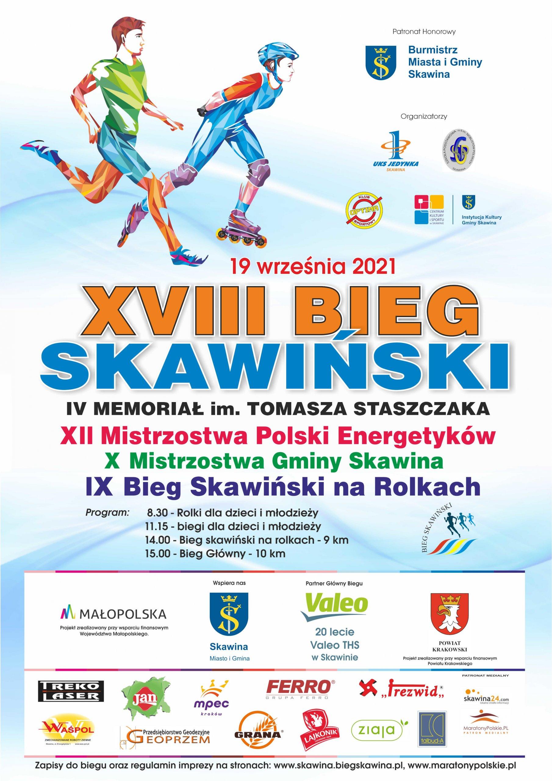 XVIII Bieg Skawiński