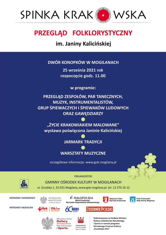 Przegląd folklorystyczny im. Janiny Kalicińskiej